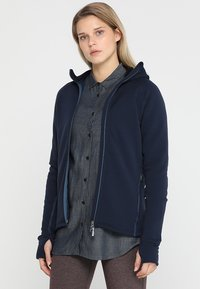 Houdini - POWER HOUDI - Fleece jacket - blue illusion/tide - 0