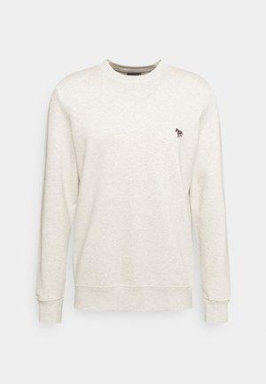 REG FIT UNISEX - Sweatshirt - mottled grey