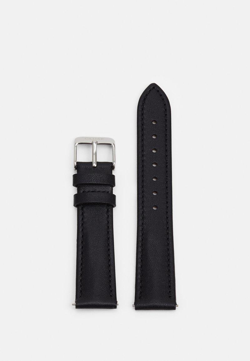 Cluse - STRAP - Příslušenství khodinkám - black