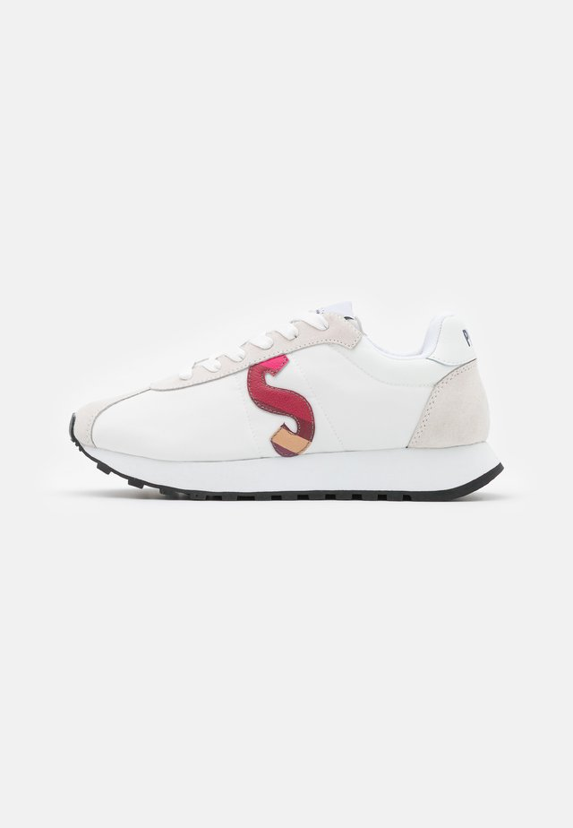 SEVENTIES - Sneakersy niskie - white