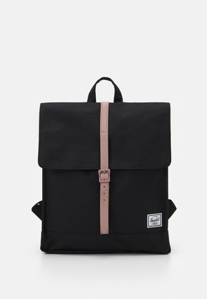 CITY MID VOLUME UNISEX - Zaino - black/ash rose