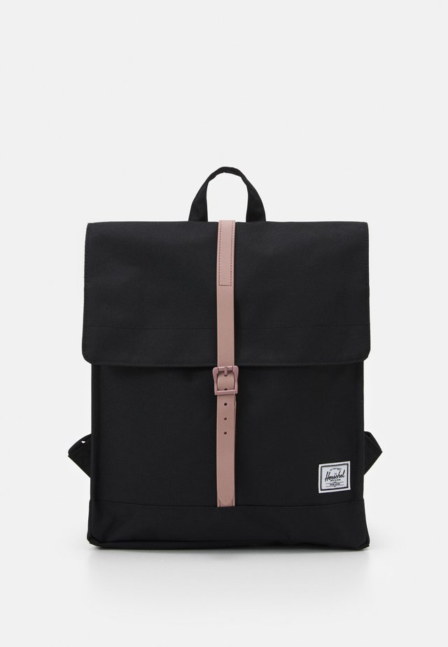 CITY MID VOLUME UNISEX - Tagesrucksack - black/ash rose