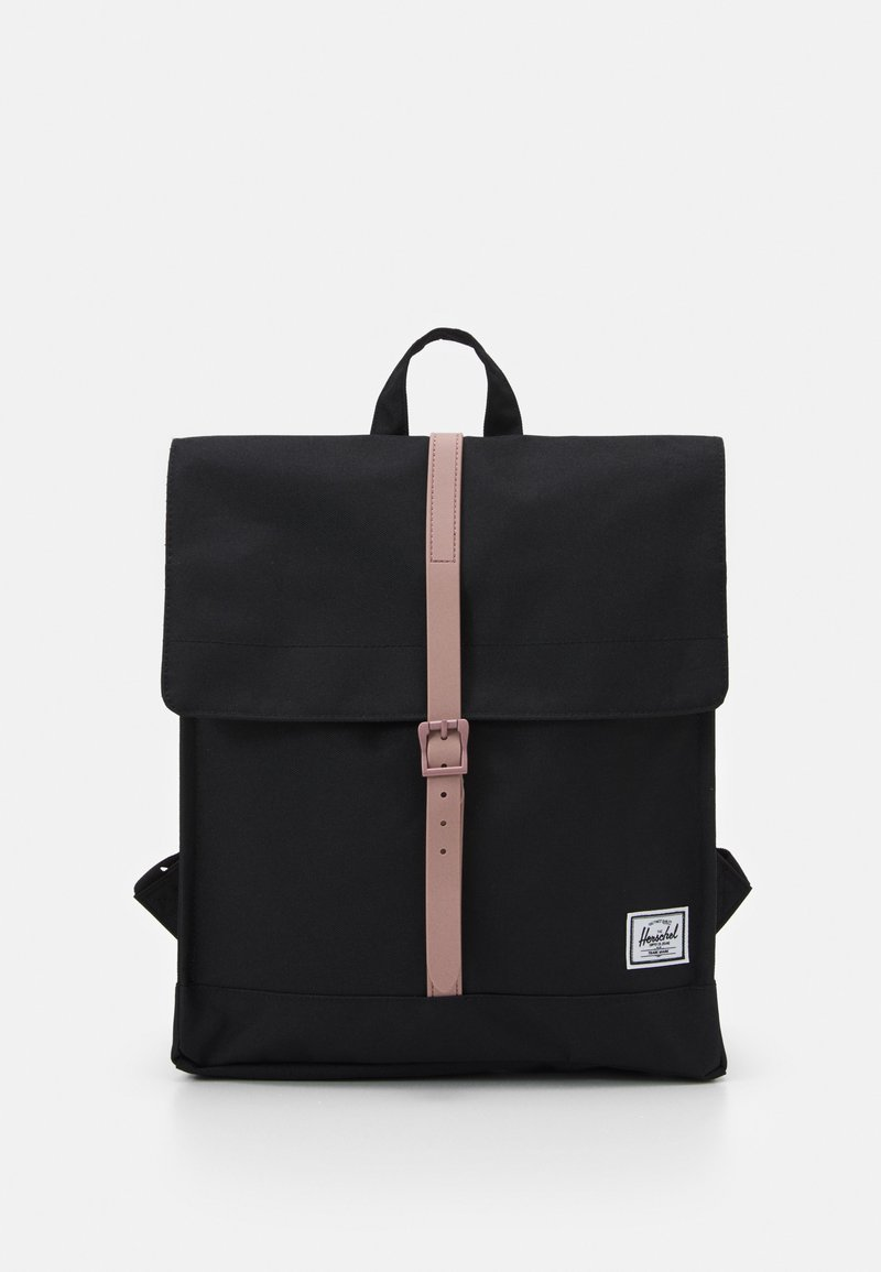 Herschel - CITY MID VOLUME UNISEX - Rucksack - black/ash rose