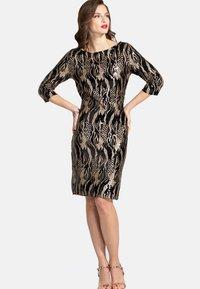 HotSquash - Cocktail dress / Party dress - black - 1