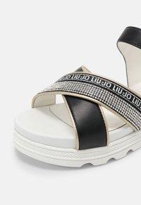 LIU JO - DESY  - Sandals - black - 4
