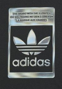 adidas Originals - CAMO INFILL TEE UNISEX - T-shirt med print - black - 5
