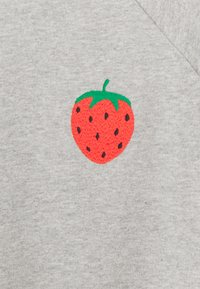 Mini Rodini - STRAWBERRY UNISEX - Sweatshirt - grey melange