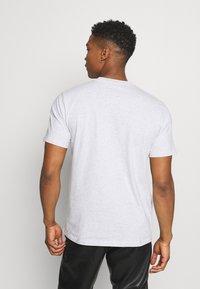Carhartt WIP - DATA - Print T-shirt - ash heather - 2