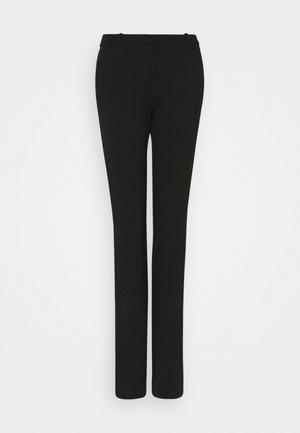 ONLELORA-VIKA FLARE PANT - Bukse - black