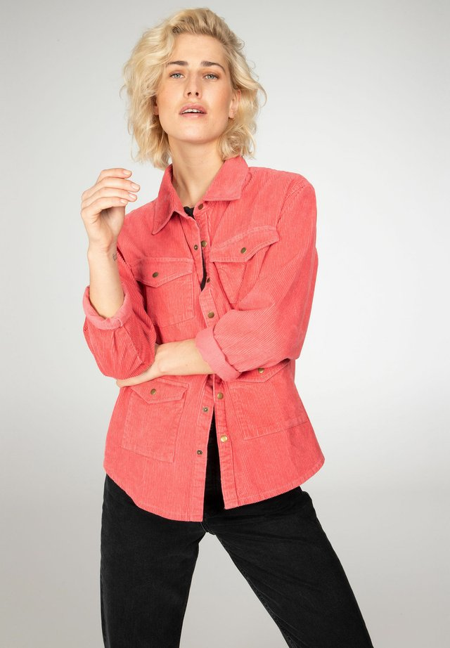 Button-down blouse - asia