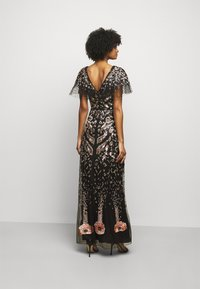 Temperley London - CANDY LONG DRESS - Occasion wear - black mix - 2