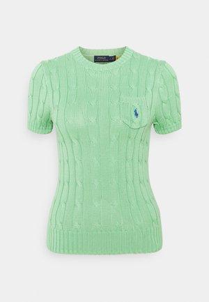 Basic T-shirt - bud green
