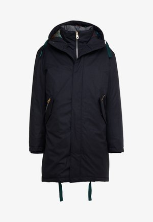 GENTS PARKA - Down coat - blue