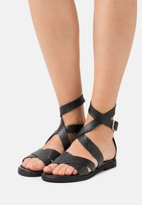 Felmini - CAROL  - Sandals - black - 0