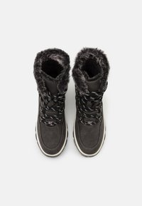 TOM TAILOR - Winter boots - coal - 5