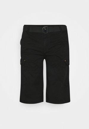 RANDOM PLUS - Shorts - black