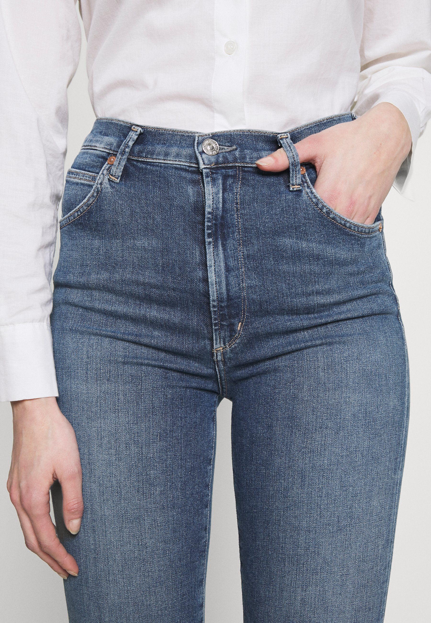 Donna CHRISSY HIGH RISE - Jeans Skinny Fit