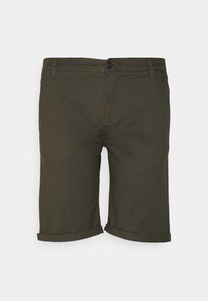 STRETCH  - Shorts - army