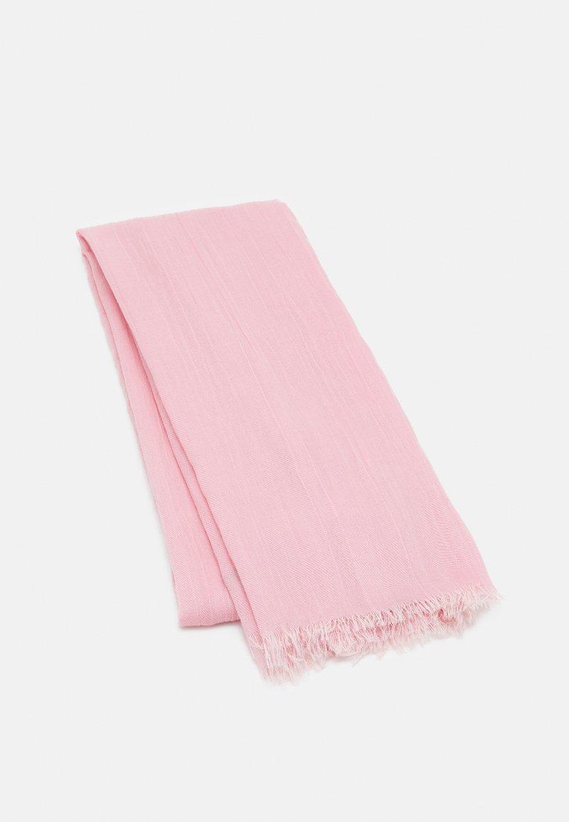 PARFOIS - PALM TOTAL LOOK - Écharpe - pink