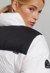 Superdry - Down jacket - optic - 2