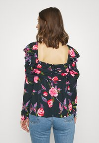 Who What Wear - EMPIRE RUCHED - Blouse - roses - 2