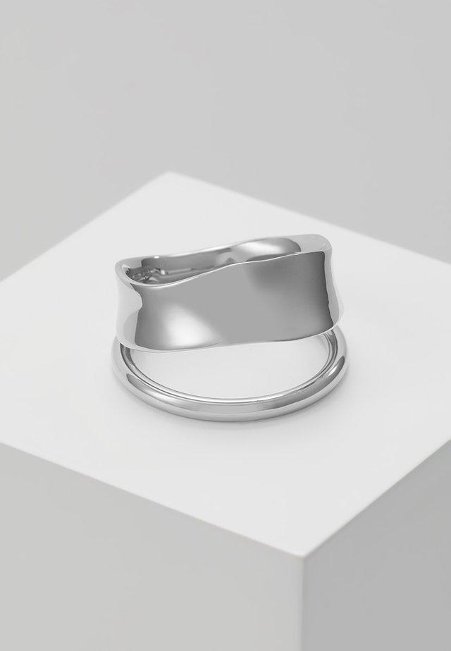 MIDNIGHT  - Anello - silver-coloured