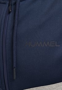 Hummel - Zip-up hoodie - mottled grey - 3