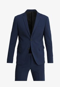 Lindbergh - PLAIN MENS SUIT - Traje - dark blue - 10