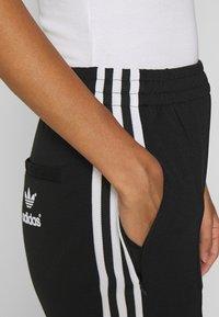 adidas Originals - 70S PANT - Leggings - Trousers - white/black - 5