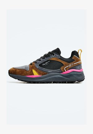 TRAIL LIGHT - Sneakers laag - cognac