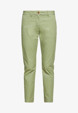 CLASSIC - Pantalones chinos - oil green