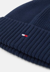 Tommy Hilfiger - FLAG BEANIE - Berretto - blue - 2