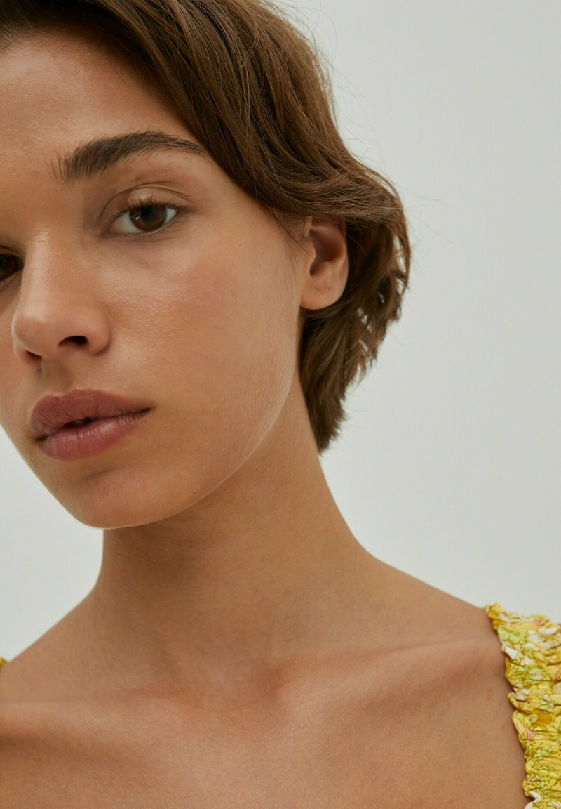 EDITED - SHILOH - Maxi dress - gelb