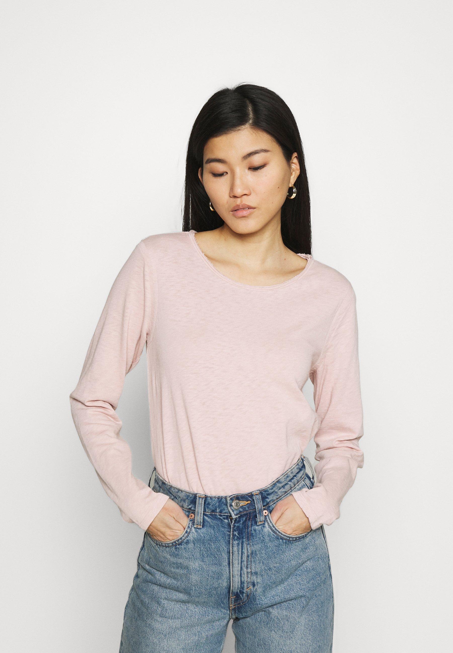 Women LONGSLEEVE CREWNECK - Long sleeved top