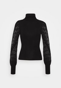 Fashion Union Petite - LAUREL - Jumper - black - 4