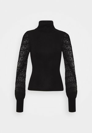 LAUREL - Jumper - black