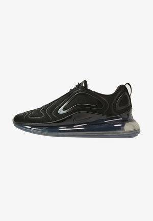 AIR MAX 720 - Sneakersy niskie - black/anthracite