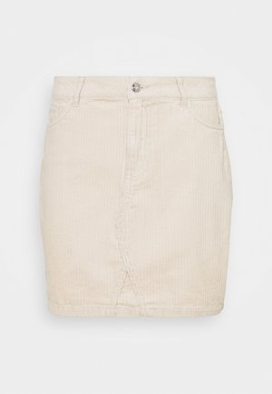 ONLSKY ENY LIFE SKIRT - Denim skirt - pumice stone