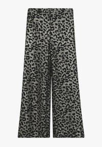 D-XEL - REBEKA NEW YEAR - Trousers - black - 1