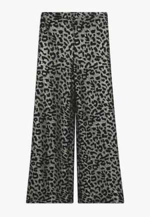 REBEKA NEW YEAR - Trousers - black
