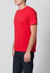 GANT - THE ORIGINAL - T-shirt - bas - bright red - 2