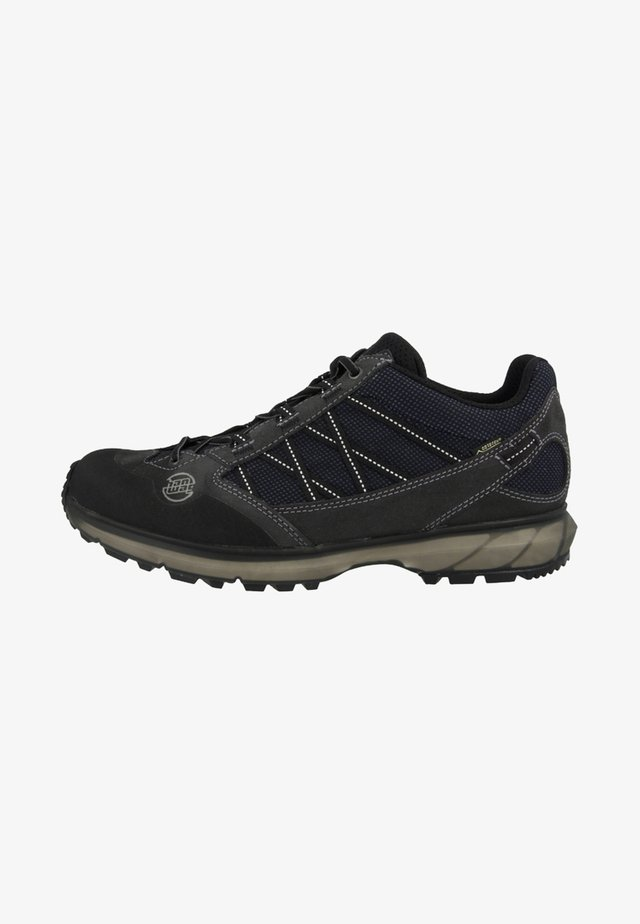 TUBETEC GTX - Trail running shoes - asphalt/black