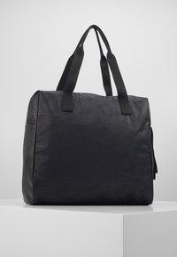 Puma - CORE UP LARGE SHOPPER - Shoppingveske - black - 1