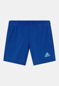 adidas Performance - SET  - Sportovní kraťasy - hazy sky/team royal blue - 2