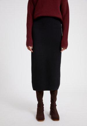 MILANAA - Pencil skirt - black