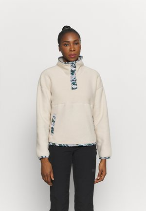 LIBERTY SIERRA SHERPA - Sweat polaire - bleached sand