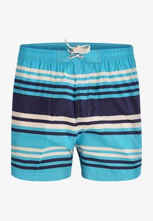 STYLE JOSH - Swimming shorts - l.blue/aquarius/s