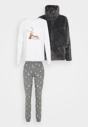 OHAIO SET - Pyjamas - anthracite