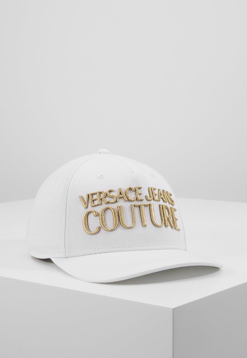 Versace Jeans Couture - Czapka z daszkiem - white