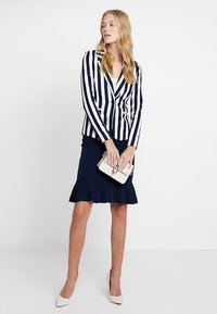 Anna Field - Pencil skirt - maritime blue - 1